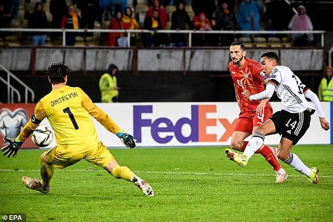 Đức giành vé dự World Cup 2022, Hà Lan chiến thắng 6 sao - 5