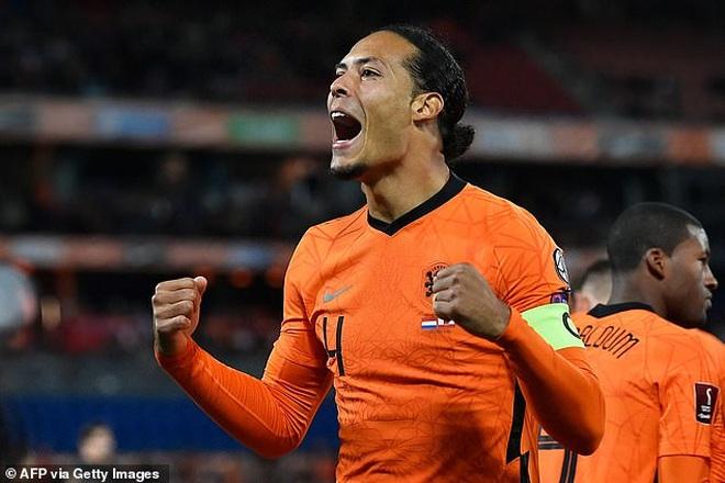 Đức giành vé dự World Cup 2022, Hà Lan chiến thắng 6 sao - 9