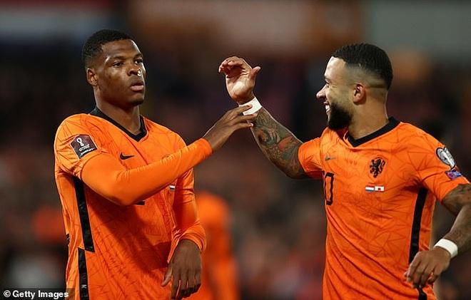 Đức giành vé dự World Cup 2022, Hà Lan chiến thắng 6 sao - 10