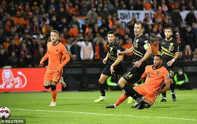 Đức giành vé dự World Cup 2022, Hà Lan chiến thắng 6 sao - 11