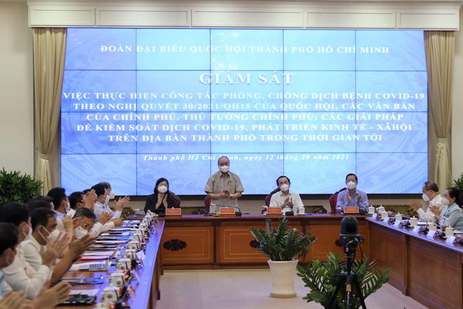 Chủ tịch nước nói về vai trò anh hai Nam bộ của TPHCM - 1