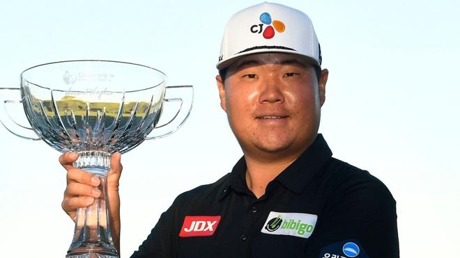 Golfer người Hàn Quốc vô địch giải Shriners Childrens Open 2021 - 1