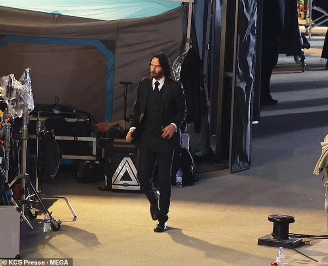 Tài tử Keanu Reeves phong độ ấn tượng ở tuổi 57 - 3