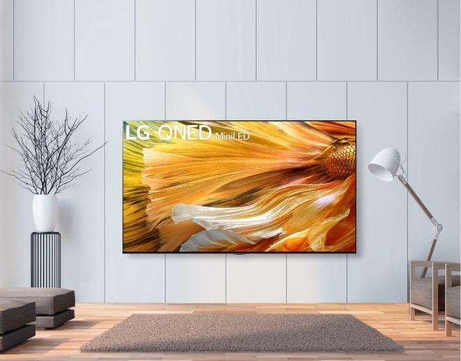 Trải nghiệm LG QNED - Kỷ nguyên mới về chất lượng hình ảnh cho TV LCD - 1