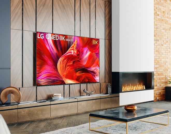 Trải nghiệm LG QNED - Kỷ nguyên mới về chất lượng hình ảnh cho TV LCD - 2