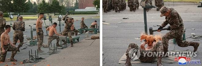 Thông điệp sau màn cởi trần khoe võ thuật điêu luyện của binh sĩ Triều Tiên - 2