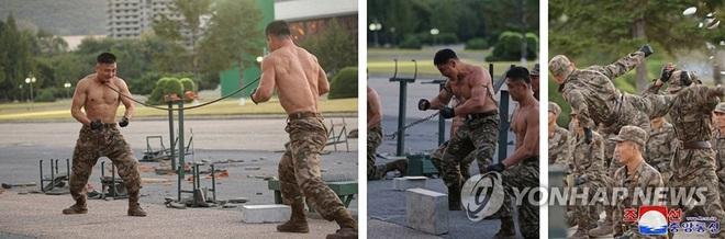 Thông điệp sau màn cởi trần khoe võ thuật điêu luyện của binh sĩ Triều Tiên - 3