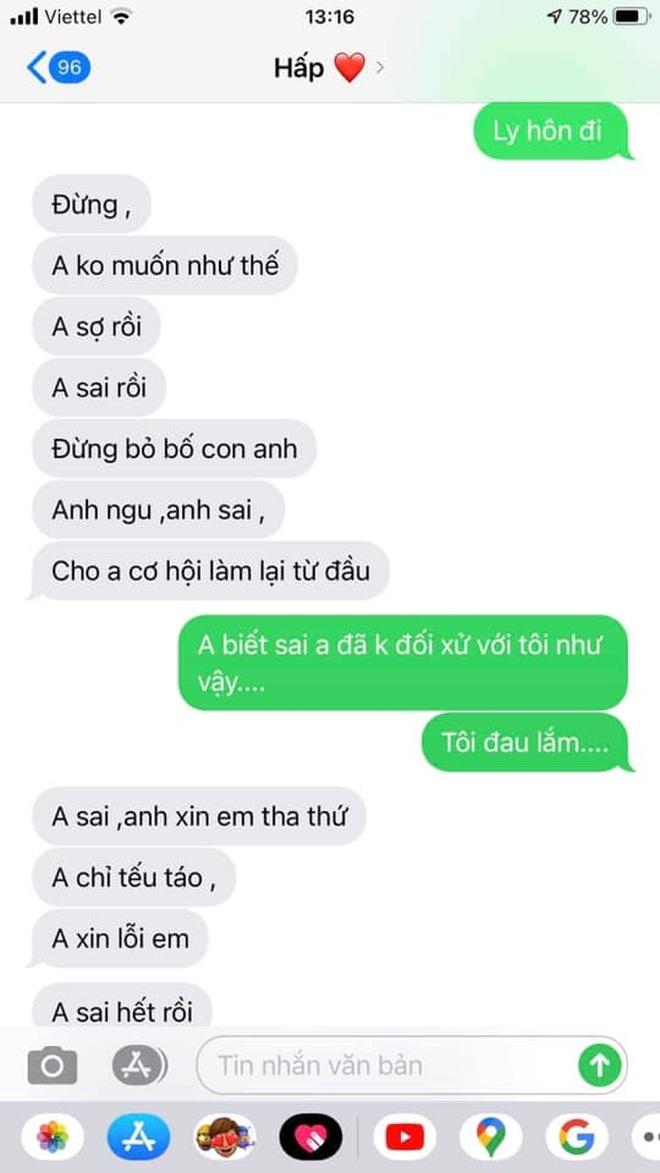 Người thứ ba ngã ngửa khi xem tin nhắn bồ chat với vợ ở nhà - 2