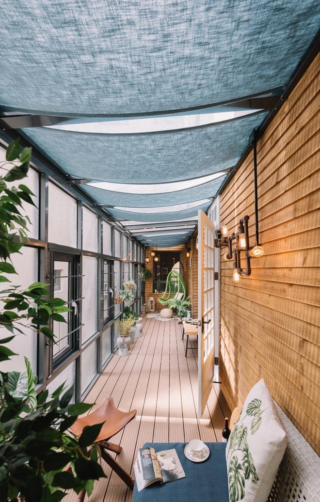 Ấn tượng nhà 5 tầng, mỗi phòng mang một phong cách châu lục khác nhau - 4
