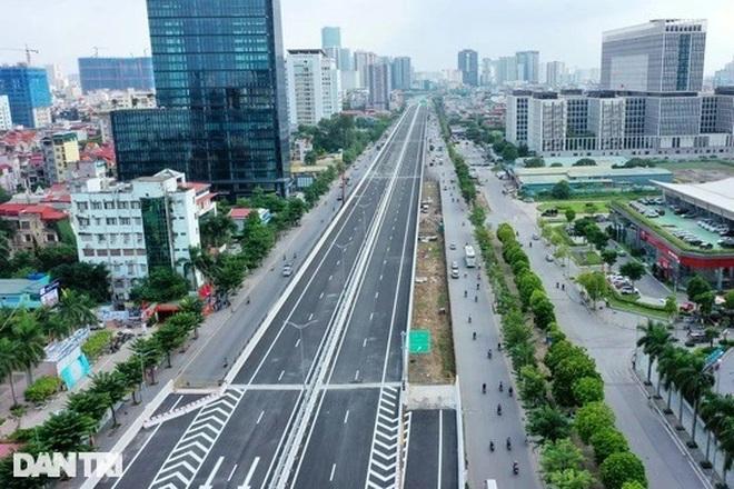 Lắp vách chống ồn dọc tuyến đường trên cao đẹp nhất Hà Nội - 13