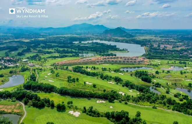 Wyndham Sky Lake - điểm nghỉ dưỡng cho giới golfer thượng lưu - 2