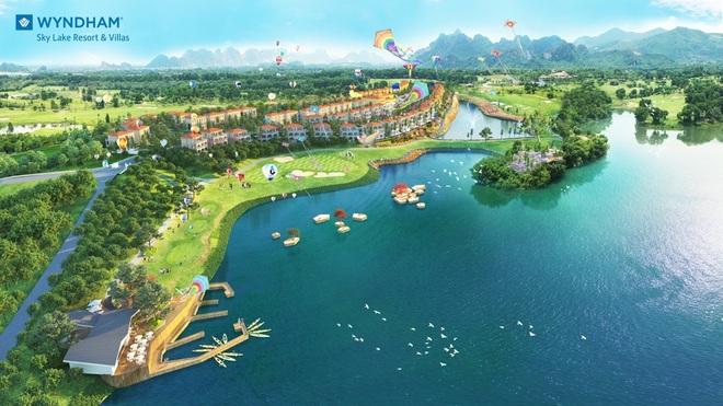 Wyndham Sky Lake - điểm nghỉ dưỡng cho giới golfer thượng lưu - 3