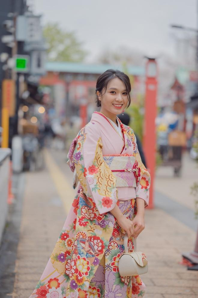 Hoa khôi ĐH Quốc gia Hà Nội: Tìm thấy bản thân mình khi du học Nhật - 1