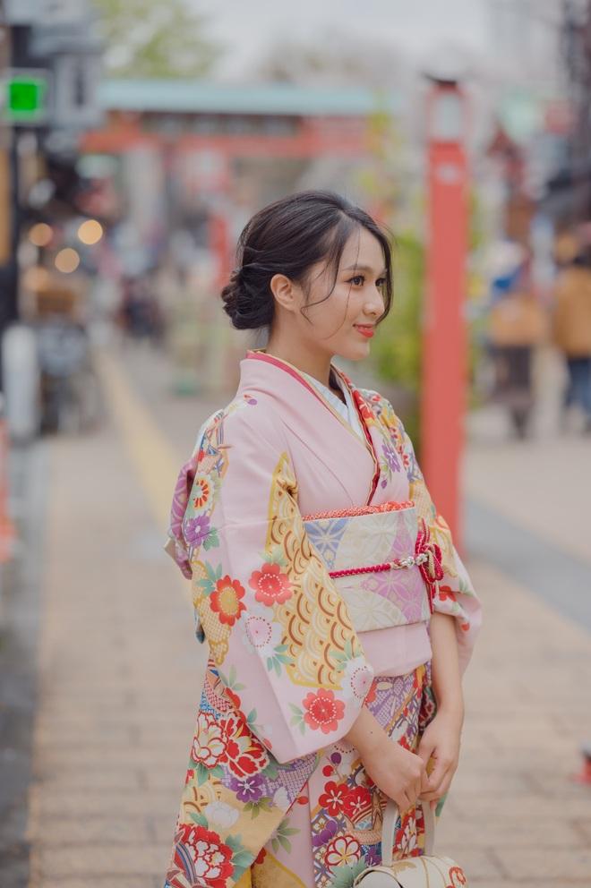 Hoa khôi ĐH Quốc gia Hà Nội: Tìm thấy bản thân mình khi du học Nhật - 2