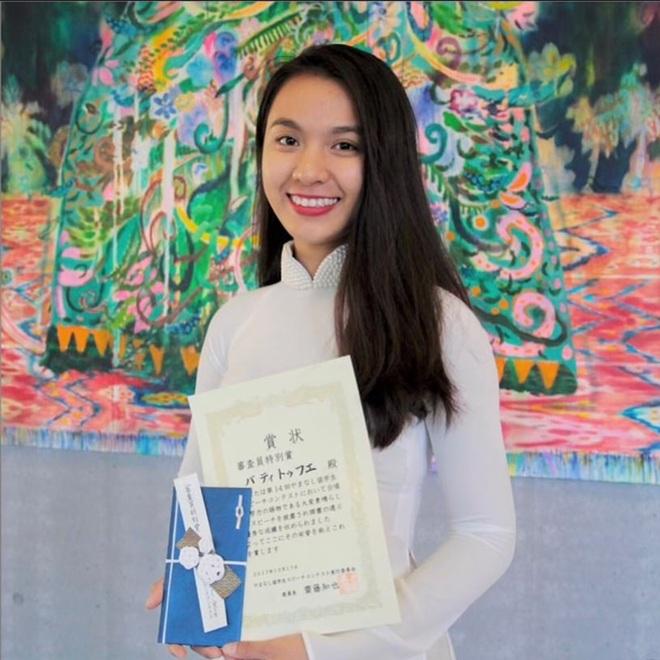 Hoa khôi ĐH Quốc gia Hà Nội: Tìm thấy bản thân mình khi du học Nhật - 8