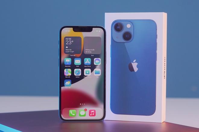 Trên tay iPhone 13 Mini tại Việt Nam, giá hơn 20 triệu đồng - 5