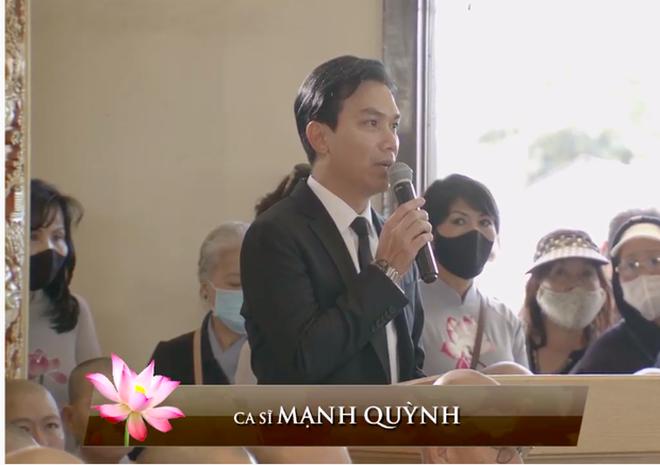 Tang lễ Phi Nhung tại Mỹ: Mạnh Quỳnh xin lỗi Wend Phạm, Trizzie nói ân hận - 3