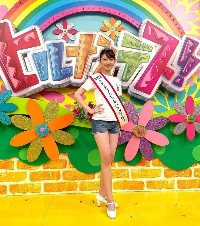 Nhan sắc ngọt ngào của tân Hoa hậu tuổi teen Nhật Bản - 3