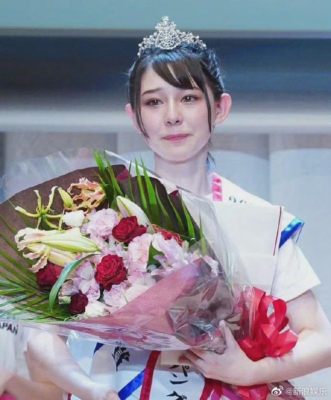 Nhan sắc ngọt ngào của tân Hoa hậu tuổi teen Nhật Bản - 5