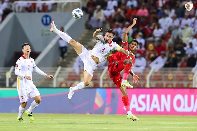 Thống kê phũ phàng với đội tuyển Việt Nam sau trận thua Oman - 1
