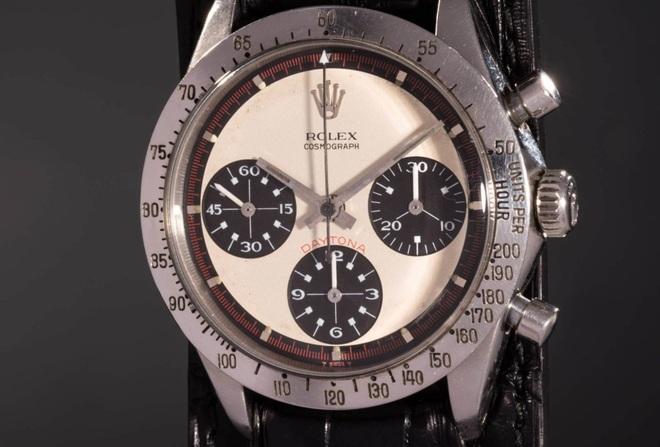 Những chiếc đồng hồ đeo tay đắt nhất thế giới từng được bán đấu giá - 4