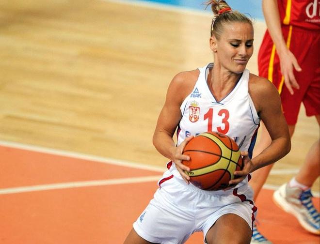 Những bóng hồng xinh đẹp nổi tiếng của thể thao Serbia - 7