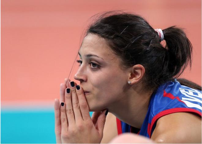 Những bóng hồng xinh đẹp nổi tiếng của thể thao Serbia - 10