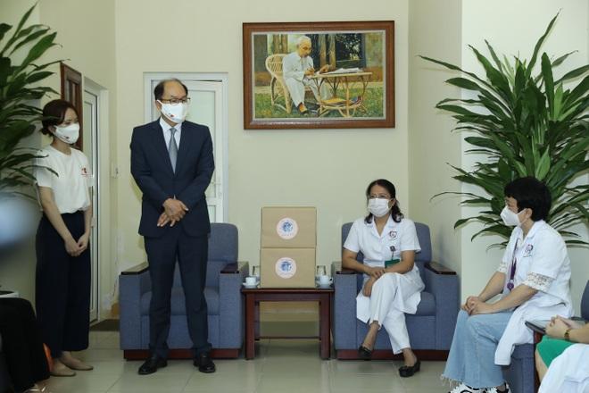 Tổng cục Du lịch Hàn Quốc tiếp sức đội ngũ y bác sĩ  Việt Nam tuyến đầu chống dịch - 2