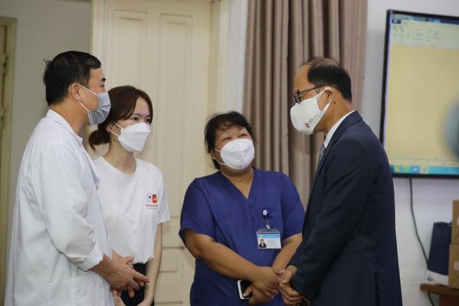 Tổng cục Du lịch Hàn Quốc tiếp sức đội ngũ y bác sĩ  Việt Nam tuyến đầu chống dịch - 5