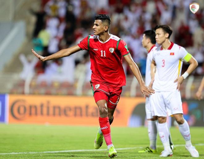 Trọng tài không phải là yếu tố khiến tuyển Việt Nam thua Oman - 1
