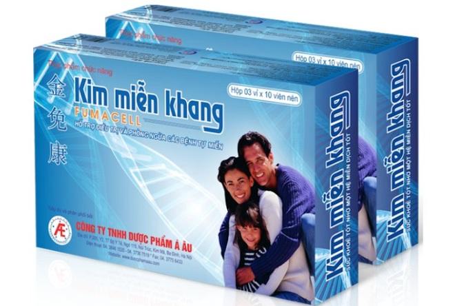 Cải thiện bệnh vảy nến thể giọt nhờ Kim Miễn Khang  Explaq - 4