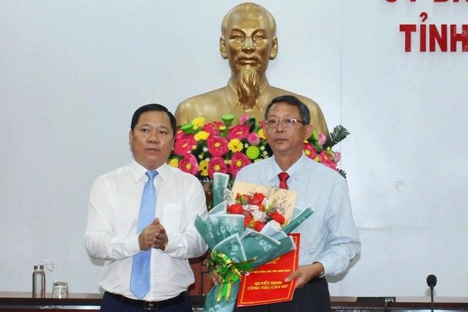 Bình Định có tân Giám đốc Sở Du lịch thay giám đốc mất chức do chơi golf - 1