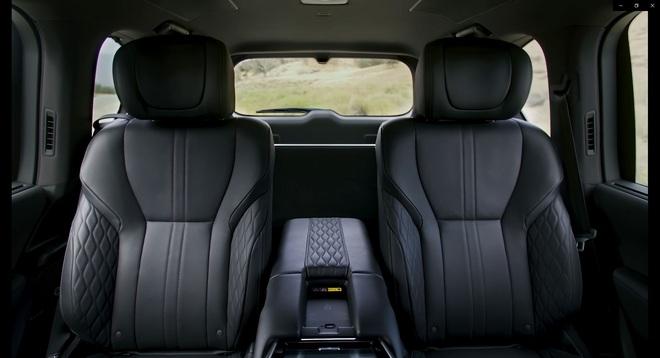Lexus LX600 chính thức ra mắt, tiếp tục hành trình của một huyền thoại - 40