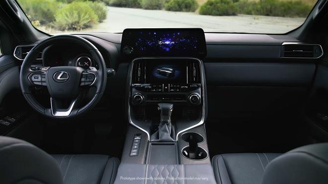 Lexus LX600 chính thức ra mắt, tiếp tục hành trình của một huyền thoại - 4