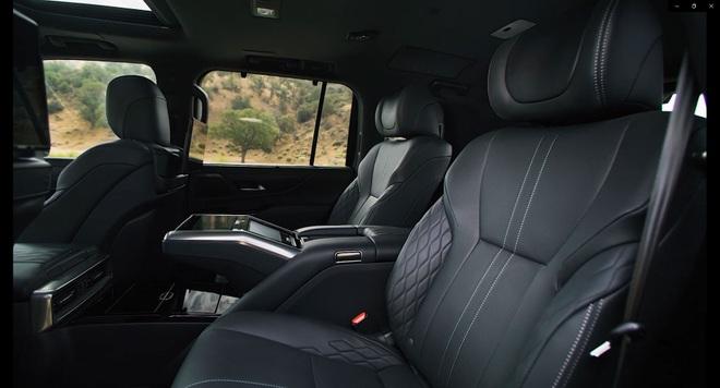 Lexus LX600 chính thức ra mắt, tiếp tục hành trình của một huyền thoại - 43