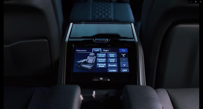 Lexus LX600 chính thức ra mắt, tiếp tục hành trình của một huyền thoại - 41