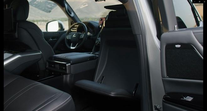 Lexus LX600 chính thức ra mắt, tiếp tục hành trình của một huyền thoại - 42