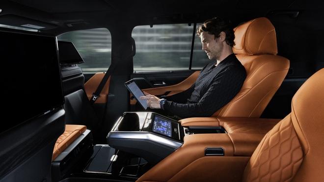 Lexus LX600 chính thức ra mắt, tiếp tục hành trình của một huyền thoại - 8