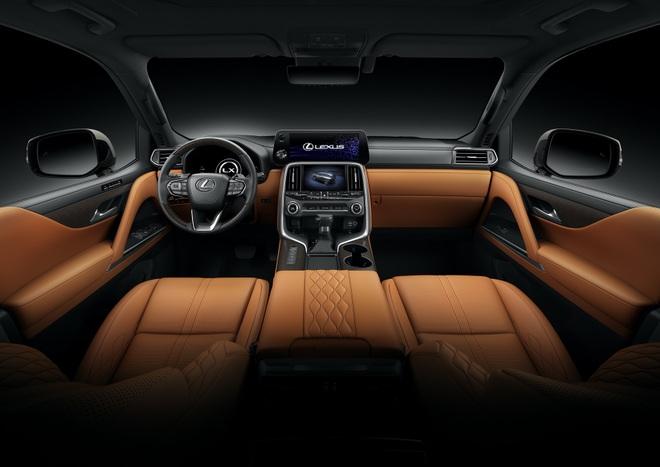 Lexus LX600 chính thức ra mắt, tiếp tục hành trình của một huyền thoại - 13