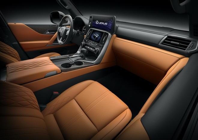 Lexus LX600 chính thức ra mắt, tiếp tục hành trình của một huyền thoại - 16