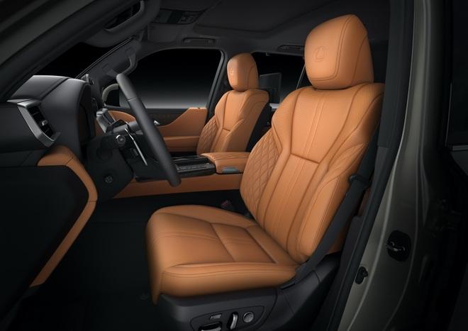 Lexus LX600 chính thức ra mắt, tiếp tục hành trình của một huyền thoại - 21