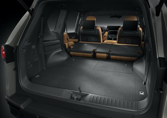 Lexus LX600 chính thức ra mắt, tiếp tục hành trình của một huyền thoại - 25