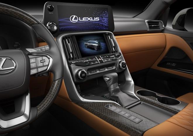 Lexus LX600 chính thức ra mắt, tiếp tục hành trình của một huyền thoại - 15
