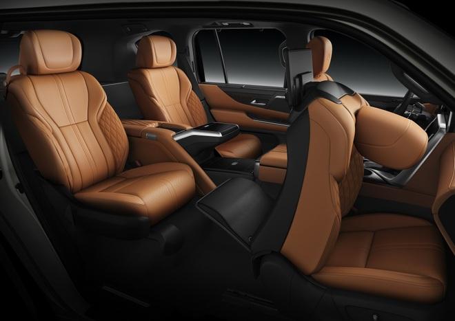 Lexus LX600 chính thức ra mắt, tiếp tục hành trình của một huyền thoại - 17