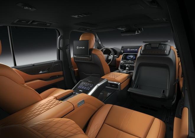 Lexus LX600 chính thức ra mắt, tiếp tục hành trình của một huyền thoại - 18