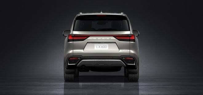 Lexus LX600 chính thức ra mắt, tiếp tục hành trình của một huyền thoại - 32