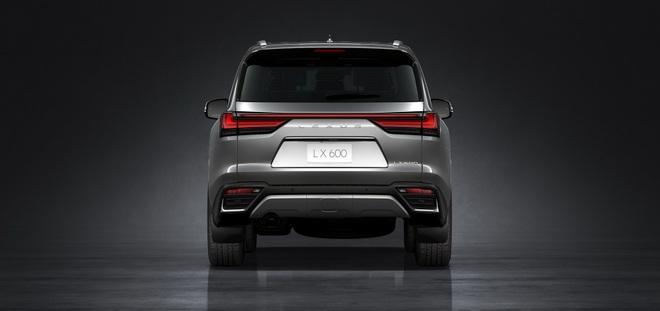 Lexus LX600 chính thức ra mắt, tiếp tục hành trình của một huyền thoại - 33