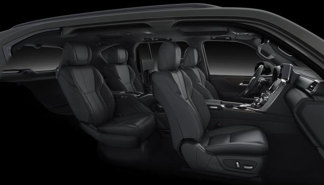 Lexus LX600 chính thức ra mắt, tiếp tục hành trình của một huyền thoại - 39