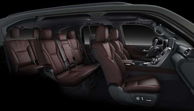 Lexus LX600 chính thức ra mắt, tiếp tục hành trình của một huyền thoại - 37
