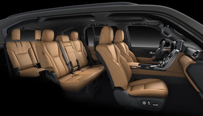 Lexus LX600 chính thức ra mắt, tiếp tục hành trình của một huyền thoại - 36